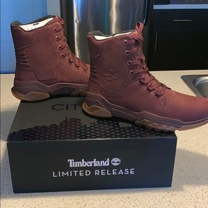 Timberland Men's Special Release CityForce Reveal Leather